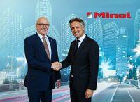 Minol wird 2019 Premiumpartner des DDIV