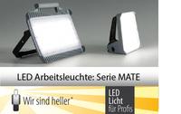 """LED Arbeitsleuchten Serie MATE von """"Wir sind heller"""""""