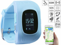 TrackerID Kinder-Smartwatch PW-110.kids, Telefonfunktion