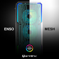 BRANDNEU bei Caseking – BitFenix Enso Mesh: Der Midi-Tower mit optimalem Airflow.