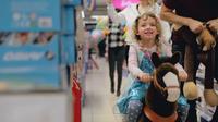 Einmaliges Weihnachtserlebnis für Kinder mit seltenen Krankheiten