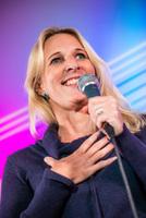 Sabine Stollberger spricht über weibliche Spiritualität
