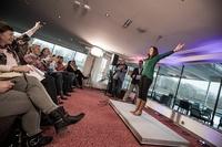 Award Gewinnerin der 1. Speaker Cruise der Welt auf dem Rhein - Wir schaffen alles, was wir erreichen wollen!