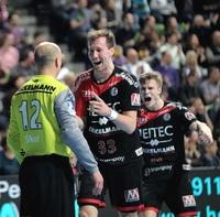 Handball-Bundesliga: HC Erlangen gewinnt souverän gegen den TVB Stuttgart