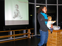 Vortrag zur Saeuglingsentwicklung am 24.01.19 in Eningen
