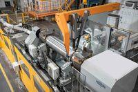 showimage Erste Walzenschleifmaschine mit CBN-Schleifmitteln