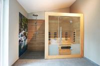 Park Allgäu mit exklusiven Ferienhäusern und neuem Wellnesskonzept - hochwertig umgesetzt mit Lösungen von Ardex