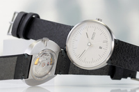 TRES - The third generation of the BOTTA design three-hand watch