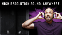 """""""High Resolution Sound. Anywhere"""": Yamaha DBR oder DXR Aktivlautsprecher registrieren und kostenlosen Kopfhörer HPH-MT5W sichern"""