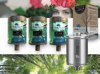 Riva Alva - Erstes plastikfreies Wasserfilter-System