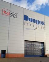 Kalzip und Donges SteelTec kooperieren bei ausgewählten Projekten