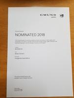 Hofgartenmanufaktur beim GMUND Award in der Kategorie BUSINESS ausgezeichnet