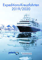 Silversea Cruises und Polaris Tours stellen gemeinsamen Expeditionskatalog vor