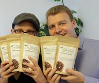 Start für neuen Tee Onlineshop aus Hanau am Tag des Tees