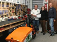 Fahrradprofi Velorep erhält Auszeichnung