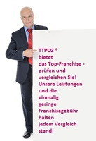 Franchisepartnerschaft mit TTPCG ®