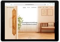 Neuer Internetauftritt von Moor & Bachmann