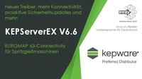 KEPServerEX von Kepware schafft die Verbindung zu Euromap 63