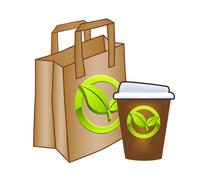 Bio Einwegverpackungen für Gastronomie, Imbiss und Einzelhandel