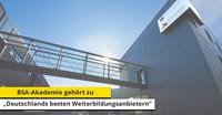 """BSA-Akademie gehört zu """"Deutschlands besten Weiterbildungsanbietern"""""""