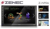 Multimedia-Gigant: ZENECs Infotainer Z-N956 mit Riesendisplay