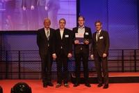 Ausgezeichnet: Auszubildender bei Walter ist Landesbester in Baden-Württemberg