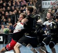 Handball: HC Erlangen gewinnt nach Kraftakt mit 26:22 gegen die Eulen Ludwigshafen