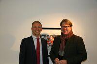 Bundestagsabgeordneter Carsten Müller besuchte die Leibniz-Institut DSMZ-Deutsche Sammlung von Mikroorganismen und Zellkulturen GmbH in Braunschweig