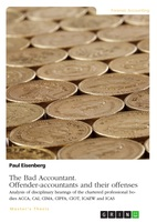 Financial and tax delinquency: Who is the Bad Accountant?