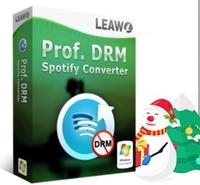 Leawo Prof. DRM Spotify Converter ist ab sofort kostenlos zu erhalten