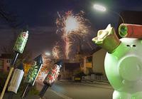 Heil und gesund ins neue Jahr: Silvesterfeuerwerk richtig zünden