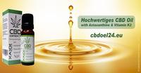CBD Öl zur Stärkung der Abwehrkräfte bei Mensch und Tier
