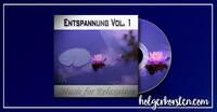 Entspannungsmusik Vol. 1 - CD mit Musik zum Entspannen