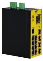 Sicherheit und Ausfallschutz: der Industrieswitch KGS-1260 von KTI