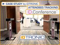 Erfassen & Tracken Sie Ihre Besucher mit der RFID-Technik von iDTRONIC