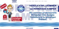 Webdesign erstellen günstig