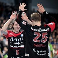 Handball-Bundesliga: HC Erlangen startet mit dem Training für die Rückrunde