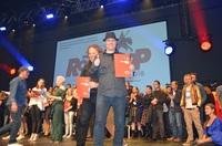 TOMASO als österreichischer Künstler beim Dt. Rock und Pop Preis