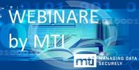 Neue MTI Technology Webinare 2019 gemeinsam mit Rubrik