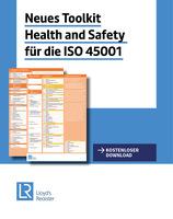 ISO Meter 45001:2018. Vergleichen Sie ISO 45001 und OHSAS 18001!
