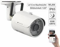 VisorTech Outdoor-IP-HD-Überwachungskamera IPC-635.hd