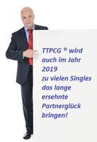 Auch im Jahr 2019 macht TTPCG ® einsame Singles zu Verliebten