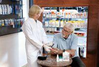 Gesundheitsdienstleistungen aus der Apotheke