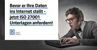 Bevor er Ihre Daten ins Internet stellt......Jetzt schnell handeln und Infos anfordern!