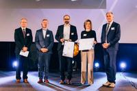 Euro Pool System gewinnt Supply Chain Award