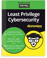"showimage Thycotic veröffentlicht E-Book ""Least Privilege Cybersecurity For Dummies"""