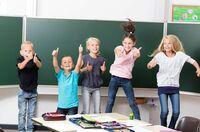 Im Schulunterricht darf gezappelt werden