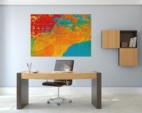 Akustikbilder für konzentrierte Arbeit in Büroräumen