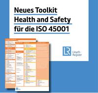Vergleichen Sie die neue Arbeitsschutznorm ISO 45001 mit der OHSAS 18001.