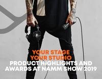 Hall of Fame und TEC Awards: beyerdynamic auf der NAMM Show 2019